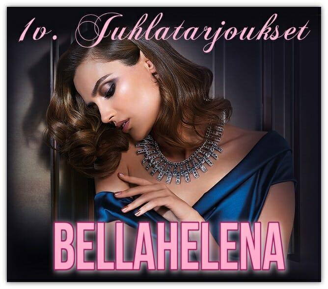 Artdeco Glam Vintage BellaHelena 1v. Juhla