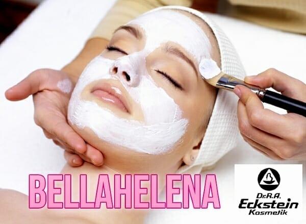 02 BellaHelena Eckstein nainen - Ainutlaatuinen Dr Eckstein Korjaava Repair Treatment Kasvohoito