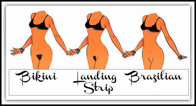 Alexandria Bodysugaring Alexandria sokerointi Bikini Landing Strip Brasilian cartoon photo Kauneushoitola BellaHelena Oulu copywrite Helena & Paris Oy