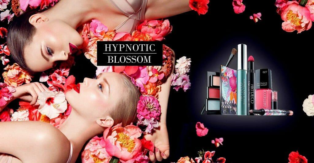 Kauneushoitola BellaHelena Artdeco Hypnotic Blossom 2017 1024x533 - Artdeco Hypnotic Blossom Valoisat Värit Avaavat Ovet Kevääseen