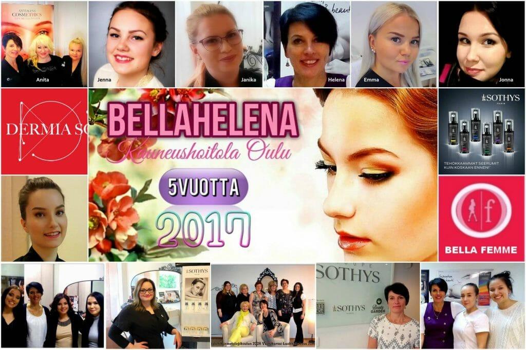 BellaHelena 2017 BeFanky cover 5 years 01.11.2017 Helena Paris Oy 1 1024x682 - BellaHelenan Internet Sivut Uudistuvat