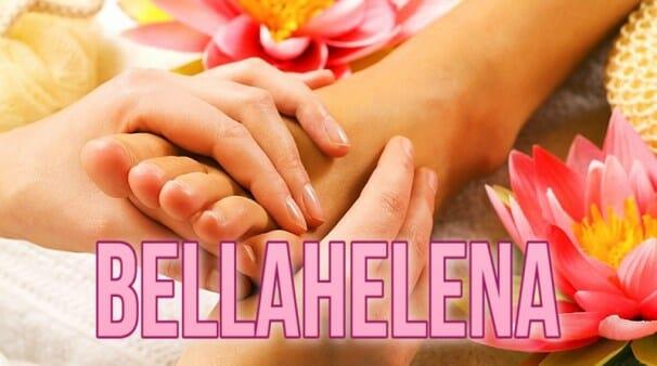 Helena & Paris Oy Täydellinen Jalkahoito BellaHelena Oulu Finland Suomi 100
