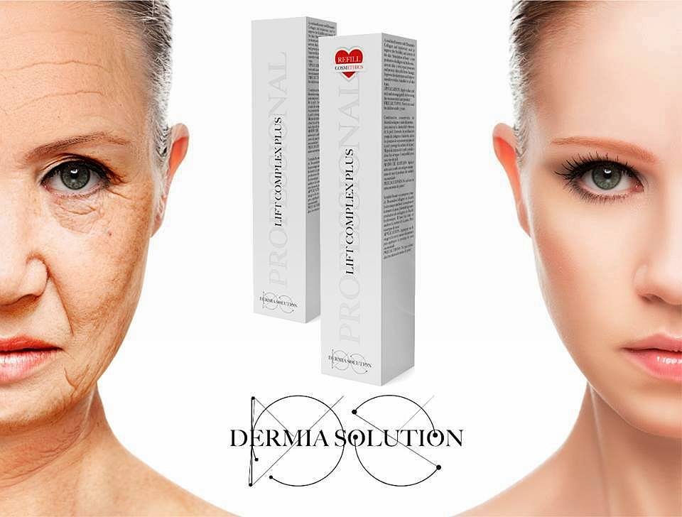 Dermia Solution Face Treatment Results Kauneushoitola BellaHelena Oulu Finland - Dermia Solution Anti-Age Kasvohoidot