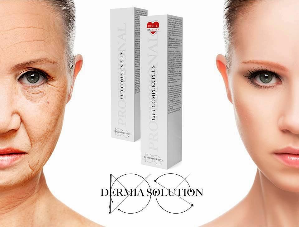 Dermia Solution Face Treatment Results Kauneushoitola BellaHelena Oulu Finland - Dermia Solution Anti-Age Kasvohoidot