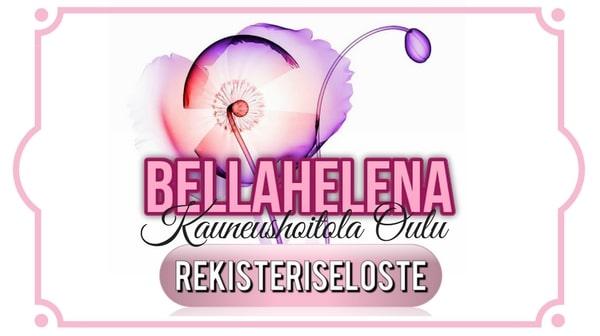 Kauneushoitola BellaHelena Oulu rekisteriseloste kuva Helena & Paris Oy Helena ja Markku Tauriainen Suomi 100 Finland