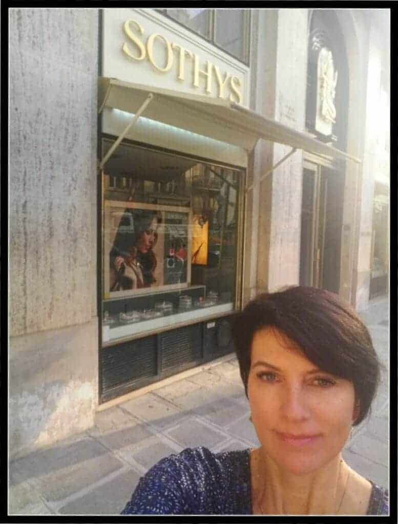 Helena Tauriainen Sothys Institute Roue 128 Paris France 2017