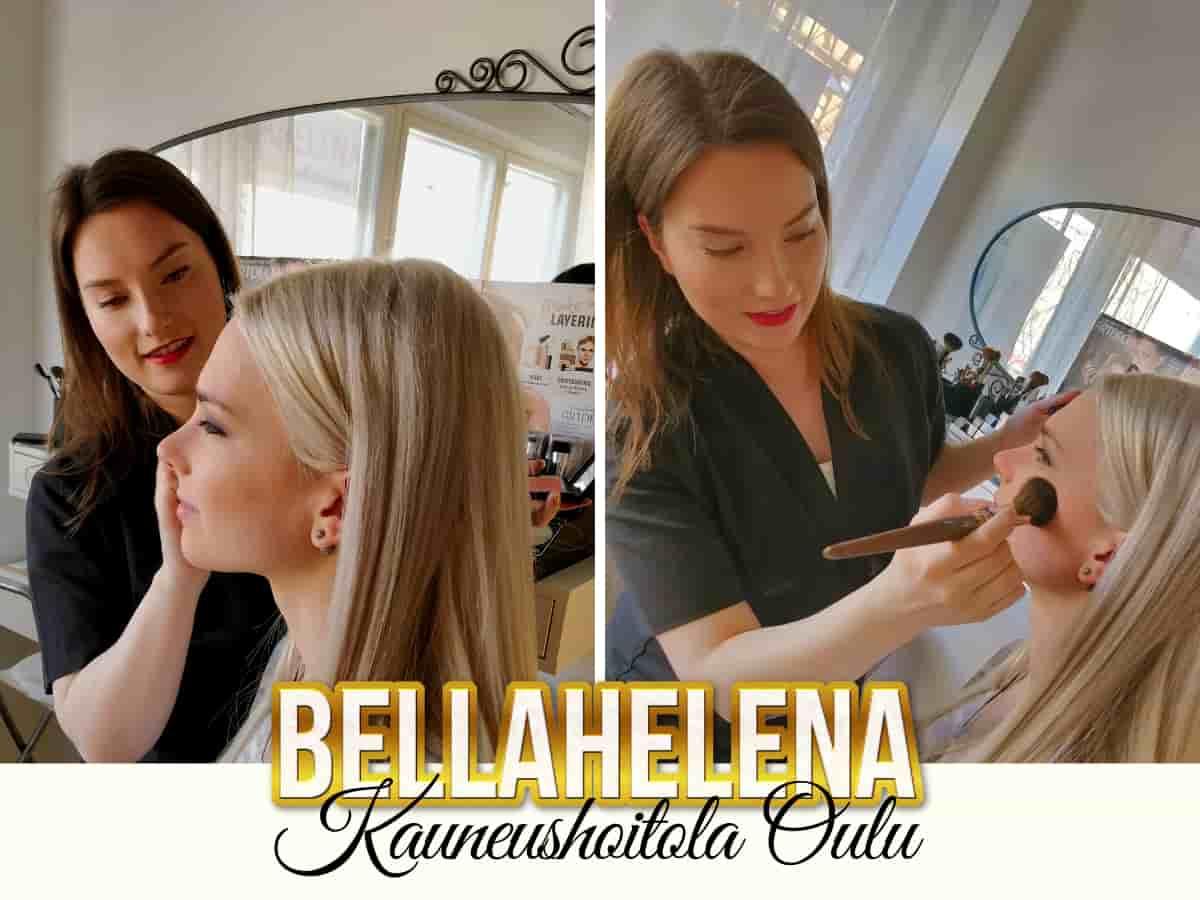 Kauneushoitola BellaHelena 8 Vuotta Synttäritarjouksia Sothys Meikki 10€ WordPress Google My Business Image 2020 Kauneushoitola BellaHelena Oulu