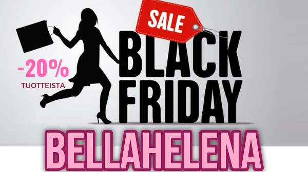 Kauneushoitola BellaHelena Oulu Black Friday